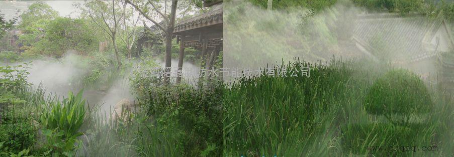 宁波人造雾风格,影院造雾园林景观v风格,景观喷私人别墅装修设计人工图片