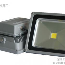 大功率集成投光灯70W 足功率LED投光灯 户外广告灯