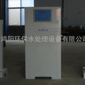 HB-2000二氧化氯发生器