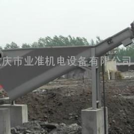2014砂水分离器,无轴螺旋砂水分离器重庆沃利克环保设备公司*新