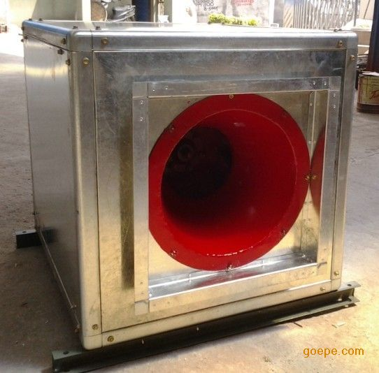 DSQ(ISQ)无蜗壳离心风机箱
