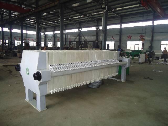 工业废水处理【明华牌】压滤机