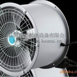 SFWL耐高温低噪声铝叶烤窑食品烘干专用管道轴流通风机