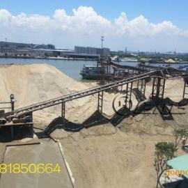 洗海沙淡化机器 海砂淡化 海沙筛分清除海沙氯离子贝壳水母