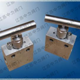 MTU密封不锈钢超高压截止阀
