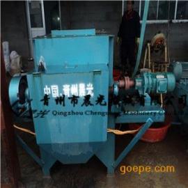 褐铁矿高强磁磁选机