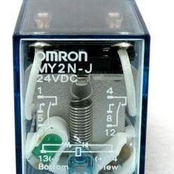 MY2N-J小型继电器