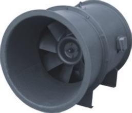 IMX混流式排烟风机