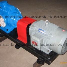 HSG660*2-46三螺杆泵【三德特钢稀油站润滑泵】