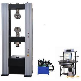 10KN微机调置标记原子全能研究机 1T全能型材拉力研究机