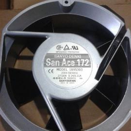原装三洋17251 230V 109S303 散热风扇