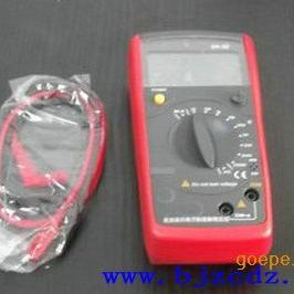 单功能电雷管测试仪 电雷管电阻率测试仪 欧姆表