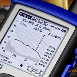 XL2 声级计噪声仪测量噪声曲线
