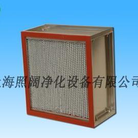 照阔品牌厂家直销耐高温空气过滤器初中效高效空气过滤器