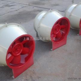 三禾GXF系列玻璃钢管道斜流风机
