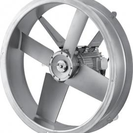 SFW-B食品烘房耐高温高湿铝合金四叶片轴流式通风机