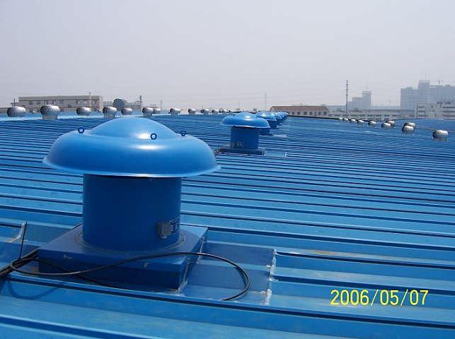 HTF(A)-W消防通风两用屋顶风机