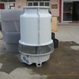 8吨菱电玻璃钢圆形逆流式冷却塔