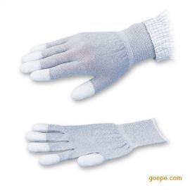 聚氨酯涂层尼龙导电手套(手指尖涂层式)