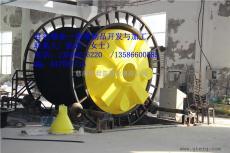 君益容器公司生产大型20立方锥底PE水箱