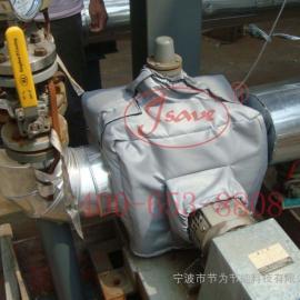 柔性高温油泵保温套,浙江油泵保温套,可拆卸高温水泵保温套