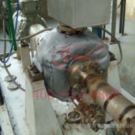 齿轮泵保温套,高温齿轮泵保温套,齿轮油泵保温套