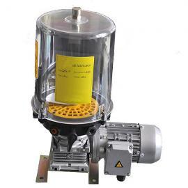 厂家供应380V仕高玛搅拌机自动润滑油泵