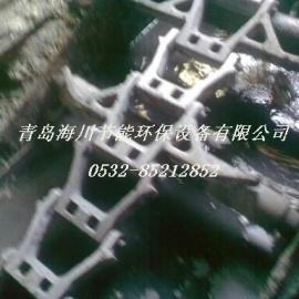 ZKC重型框链除渣机