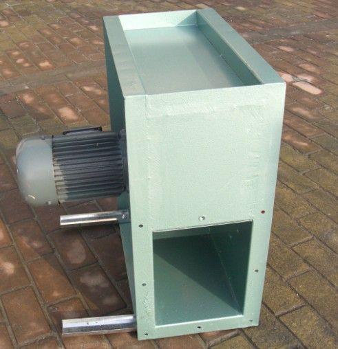 DDL单吸式低噪声离心风机