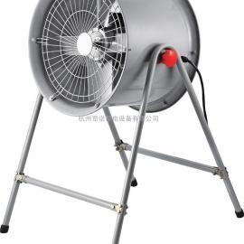SFWL岗位式烤窑烘房耐高温低噪声铝叶片轴流式通风机