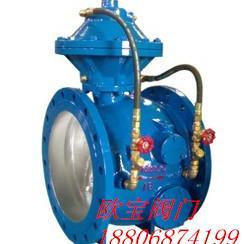 厂家直销 DG7M43HX污水型管力阀 型号
