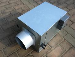 PDF系列箱形管道风机