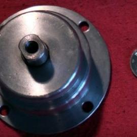 隔振效果更好的金属橡胶隔振器阻尼大不会蠕变耐用性价比高