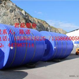 20吨防腐蚀储罐/浙江20立方耐酸碱储水罐/20吨PE水塔