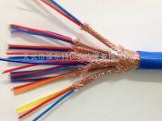 IA-ZR-DJFPVRPX-8*3*1.5阻燃本安计算机屏蔽电缆