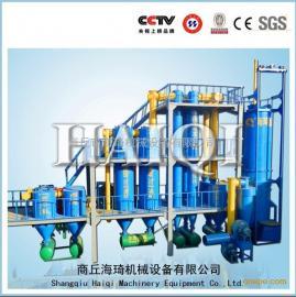 海琦生物质气化发电系统
