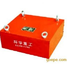 手动卸铁RCYA悬挂式永磁除铁器