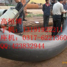 API 5L X56材质管线钢热煨弯管