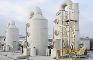 惠州酸雾净化塔/电源吸收塔设备制造开关(惠控明伟酸雾安装图片
