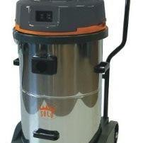 SM 80-4HP三机器吸尘器 意大利SOLO(索罗)吸尘吸水机