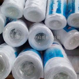 化工过滤器专用滤芯 脱脂棉线绕滤芯、20寸1微米线绕滤芯
