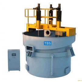YER系列粗煤泥干扰床分选机(TBS), 用于0.15-2mm粗煤泥分选