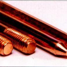 沧州 廊坊 衡水镀铜接地棒铜包钢接地棒寿命在50年上