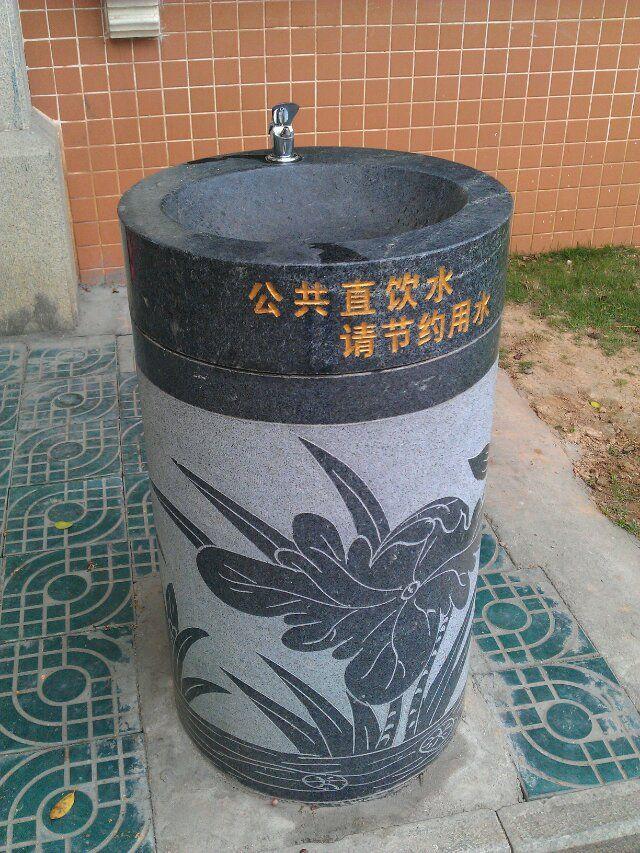 风景区公共直饮水台图片/高清大图 - 谷瀑环保