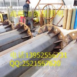 浙江省枪机监控杆销售 6米监控杆  优质监控杆热销