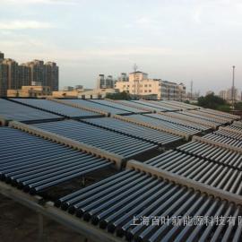上海商用太阳能热水工程