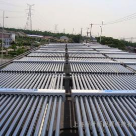 上海力诺瑞特太阳能热水工程安装