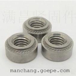 不锈钢压铆螺母-河北CLS系列压铆螺母-压铆螺母厂家直销