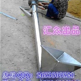 螺旋叶片上料机  螺旋提升机价格 多种螺旋输送机型号 z2
