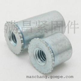 滚花压铆螺柱价格-DSO-M3-10-陕西滚花压铆螺母柱